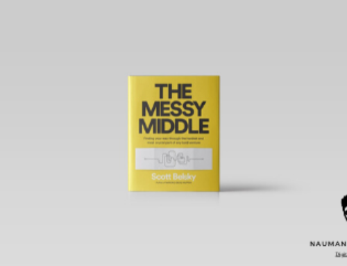 The Messy Middle – Book Review (Scott Belsky)