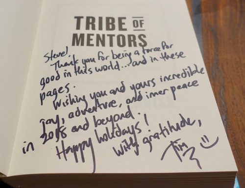 Tribe Of Mentors ​ Book Review