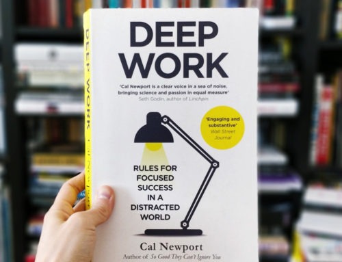 Deep Work – Part 1